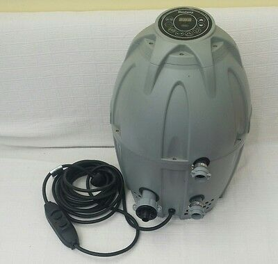 Lay Z Spa pump Heater Model #54123 Great Condition For Lazy Spa Hot Tub