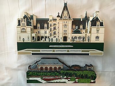 Biltmore House and Biltmore Conservatory, part of the Shelia collection