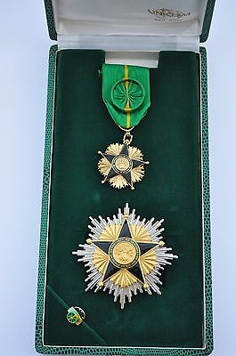 Sénégal: Ordre du Mérite, ensemble de Grand Officier