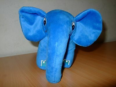 *NEW & READY TO ADOPT* PHP Eli The ElePHPant Elephant Plush Toy