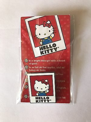 Sanrio Friend of the Month Pin Hello Kitty