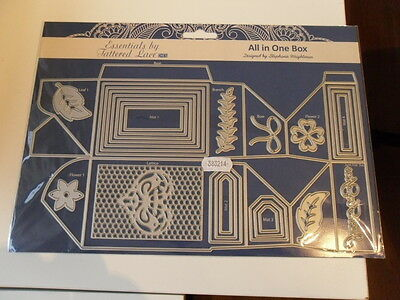 """Essentials by Tattered Lace """"ALL IN ONE BOX"""" Die Set"""