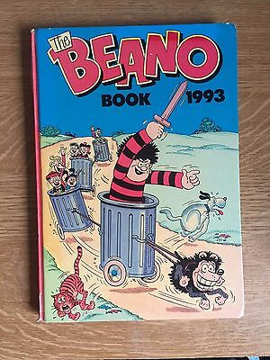 Beano Annual 1993 Classic Dandy Beano - Unclipped