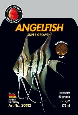 Discusfood Angelfish Food Super Growth 80g