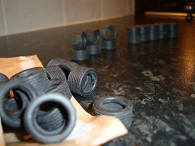 Scalextric tyres Slot car Tyre Wall Barrier carrera SCX track side scenery.