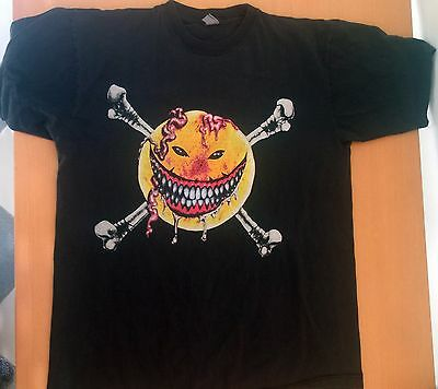 THE WILDHEARTS Official TSHIRT from the 1996 AC/DC Tour Size XL VINTAGE