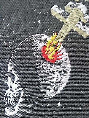 Grave Digger - Woven Patch