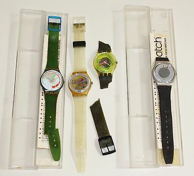 Lotto Stock Swatch Vintage Anni  80