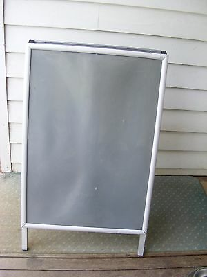 Double Sided A1 Alumimium  Frame Display Sign