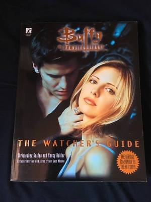 Buffy the Vampire Slayer The Watchers Guide 1998