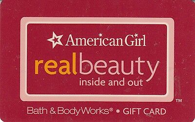 Gift Card U.S.A. Bath & Body Works