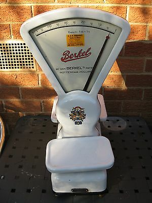 Vintage Scales / Shop Scales / To Use Or For Display / Berkel Made In Holland