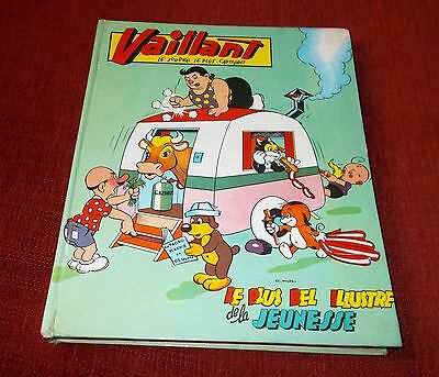 Vaillant  Album 1963 Numero  6 Pif Le Chien Totoche  Tabary Complet N 934 A 942