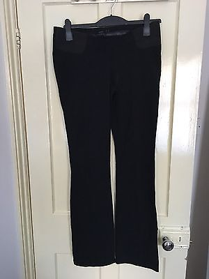 ASOS Black Maternity Trousers Size 12