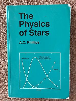 The Physics of Stars by A.C. Phillips (Paperback, 1993)