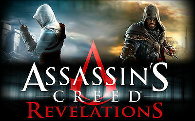 Assassins Creed Revelations PS3 Animus Collectors Edition PlayStation 3 PAL