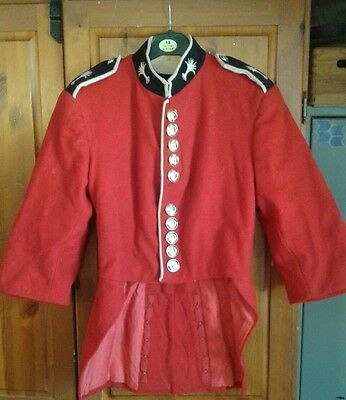welsh guards tunic size small