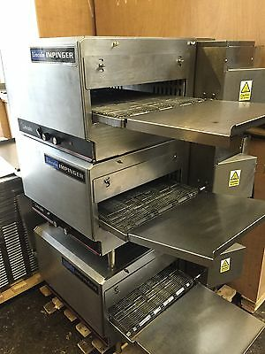 Lincoln Impinger - Electric Countertop 16 Inch Conveyor Pizza Ovens