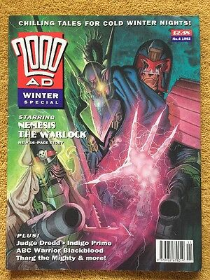 2000ad Winter Sci-fi Special Number 4. 1992