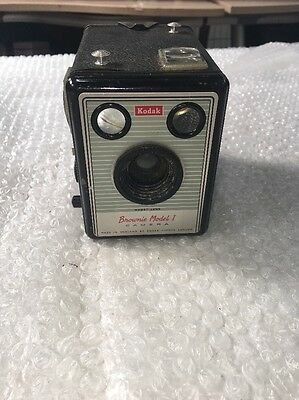 Vintage Kodak Brownie Model I Camera