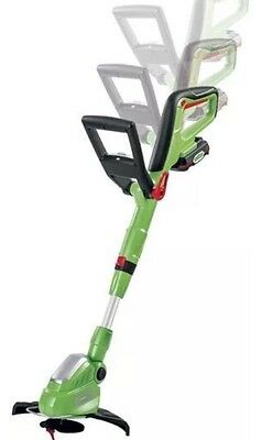 Powerful 20V Li-ion Cordless Grass Hedge Lawn Trimmer