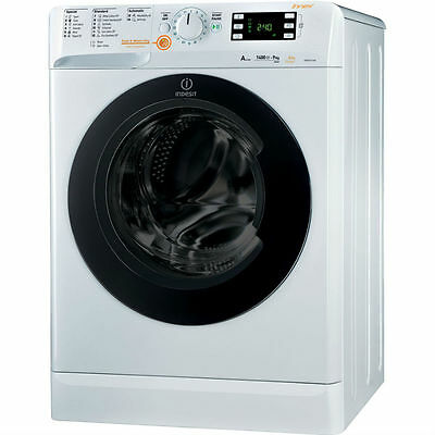 Indesit XWDE961480XWKKK Innex Washer Dryer - 9kg wash/6kg wash&dry, 1400 spin