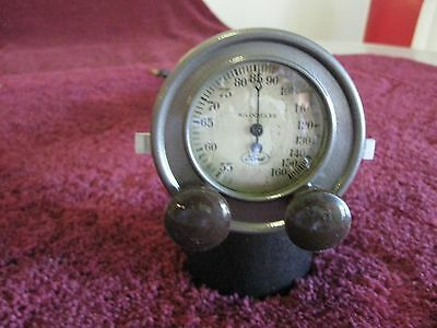 Beautiful Restored 1933 1934 Ford  Ash Tray Radio Dial Head 33  34 With Cables