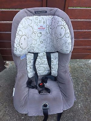 Britex Safe and Sound AHR Meridan Car Seat