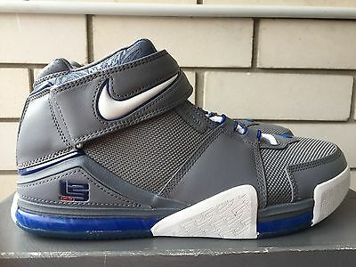 2004 Zoom Lebron II All Star 10us DS FREE POSTAGE (domestic only)