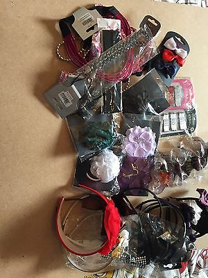 Hair Accessories Job Lot