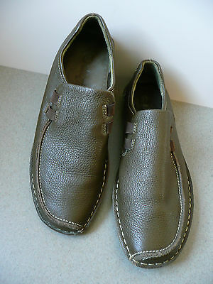 Effegie Women's Soft Leather Shoes marked Sz 39 -  As New