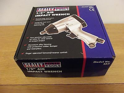 Sealey 1/2 air impact wrench