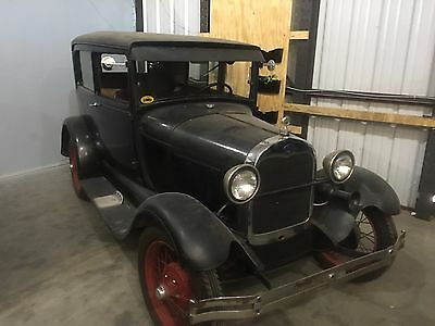 1929 Ford Model A  1929 Ford Model A ----  RUNS AND DRIVES ALL ORIGINAL