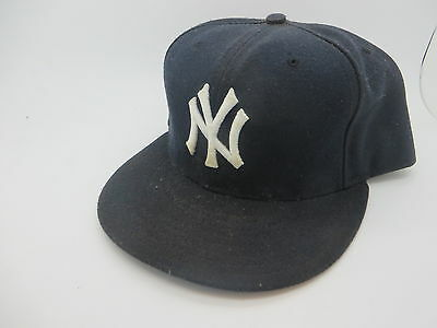 59Fifty New Era Cap Size 7-3/4 New York Yankees Game Colors Hat