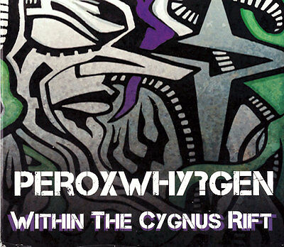 """Official Jeff Hardy's """"Peroxwhy?gen"""" Within The Cygnus Rift CD"""