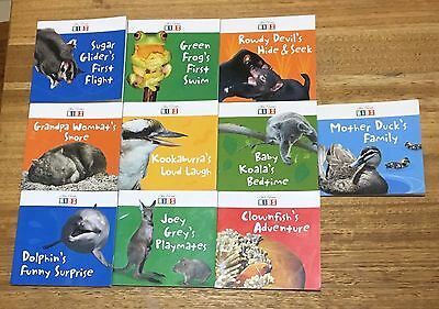 Steve Parish Kids Story Books x 10 Great Condition Softcover Bulk Lot B023