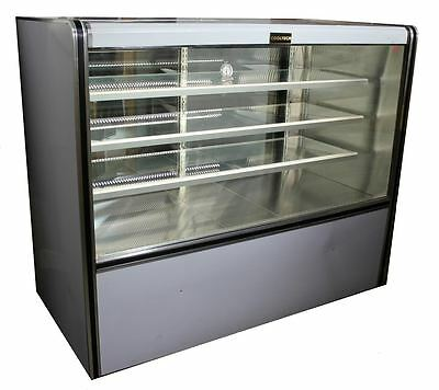 """Refrigerated High Bakery Display Case 60"""""""