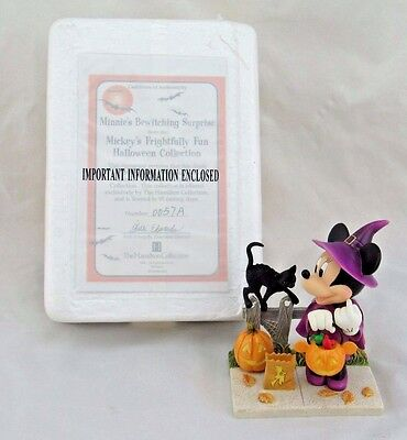 Minnie's Bewitching Surprise from Mickey's Frightfully Fun Halloween Collection