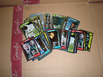 Doctor Who Extreme Trading Cards Rare Lot #1