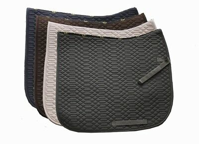 Riviera Dressage QUILTED Saddlecloth Horse Riding