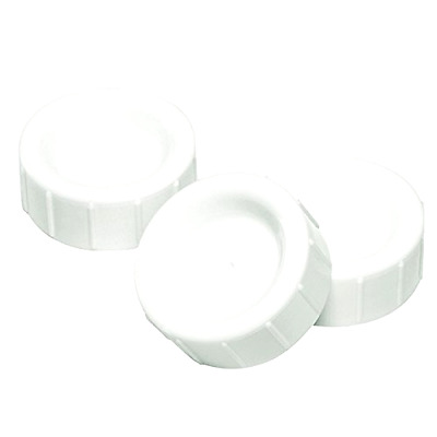 Dr. Browns Natural Flow Standard Storage Travel Caps Replacement 3 Pack New ...