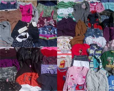 Wholesale Joblot KIDS CLOTHES 0-11 Years 100 Items MIXED Boys Girls