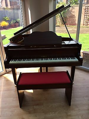 Kemble Baby Grand Piano