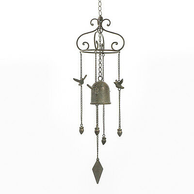Metal Wind Chimes French Style Home and Garden Decor