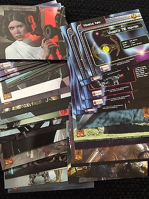 Merlin Star Wars Trading Cards 1997, Choose Your Card - Complete Your Collection