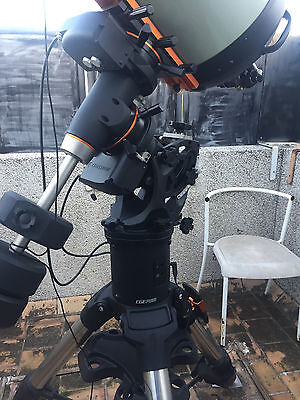 Telescopio Celestron Cge Pro 1400 Hd Computerized