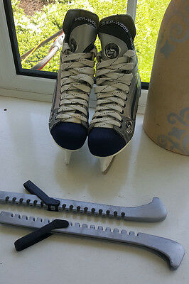 Men's SHERWOOD  Ice Skates Size: EU: 42 UK: 8