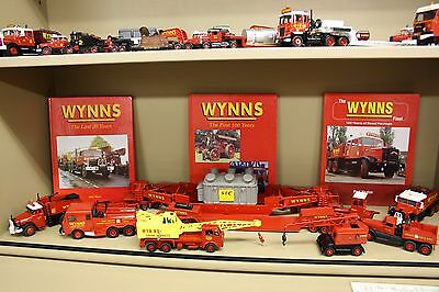 Wynns Heavy Haulage Model collection and books
