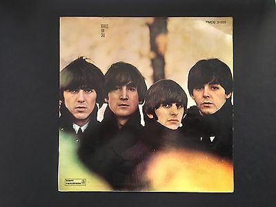 """The Beatles (33 Rpm) Pmcq 31505 """"beatles For Sale"""" Italy Red Label"""