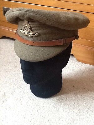 Ww1 Warrant Officers Service Dress Cap Private Purchase ? Scarce